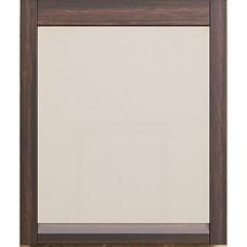 Зеркало Opadiris Лаварро 70 с подсвет., венге