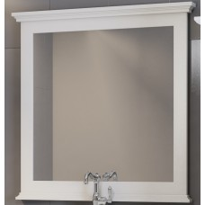 Зеркало Opadiris Палермо 90, белый