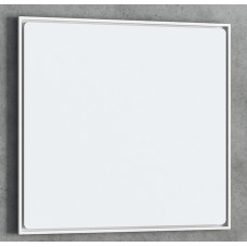 Зеркало Smile Монтэ 90 (92см), белый