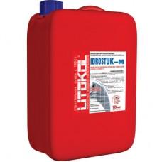 IDROSTUK-m - латексная добавка для затирок 10 kg